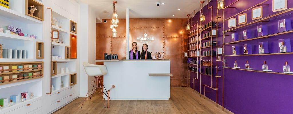 Atelier des Parfums at Molinard Paris