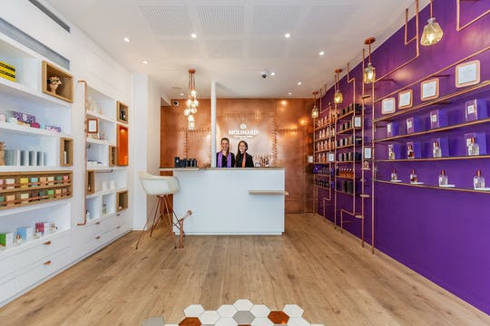 Atelier des Parfums in Molinard Parijs