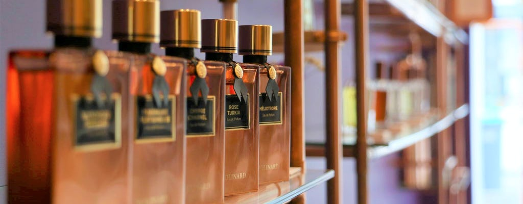 Private perfume workshop at Villa du Parfumeur Molinard Paris