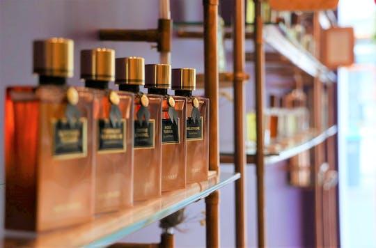 Prywatne warsztaty perfum w Villa du Parfumeur Molinard Paris