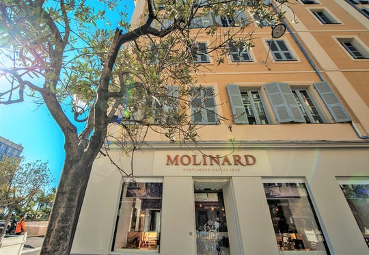 Atelier des Parfums at Molinard Nice