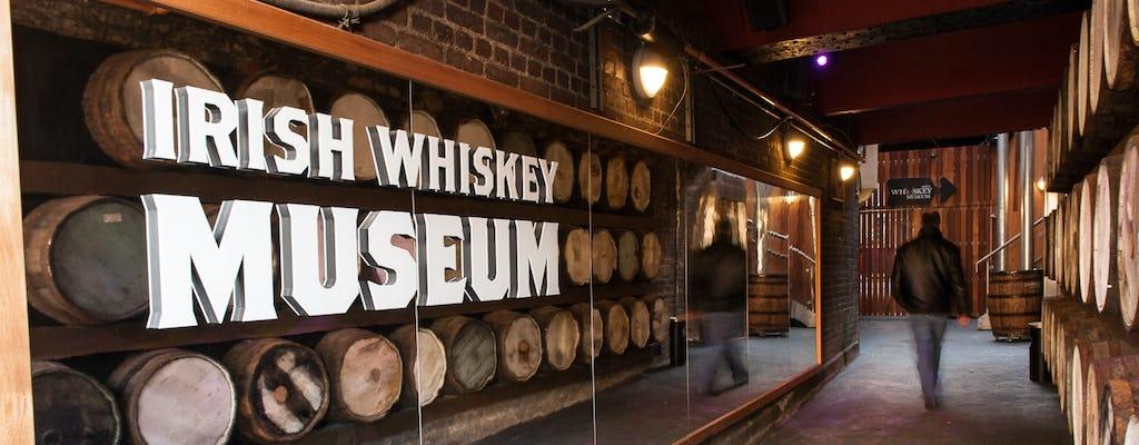 Tour dell'Irish Whisky Museum con degustazione e brunch