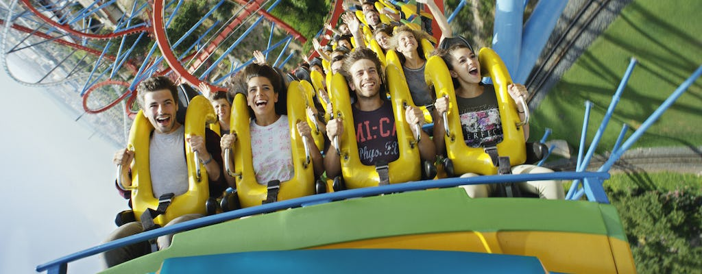 PortAventura: tickets and transport from Barcelona