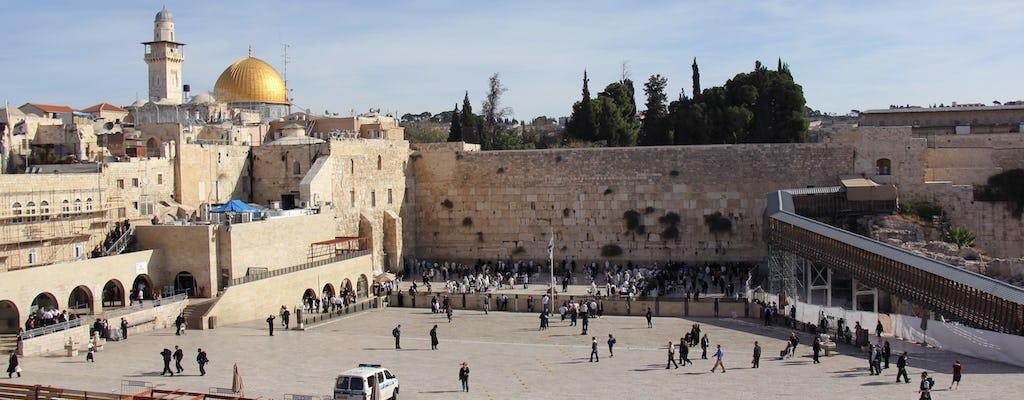 Tour di un giorno di Gerusalemme da Tel Aviv