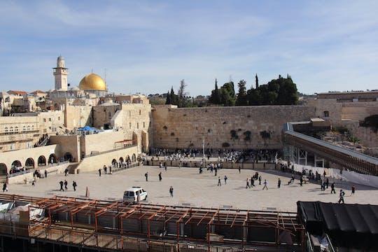 Excursão de um dia em Jerusalém a partir de Tel Aviv