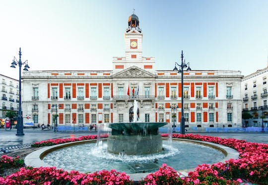 Private tour of the Bourbons' Madrid with a local guide