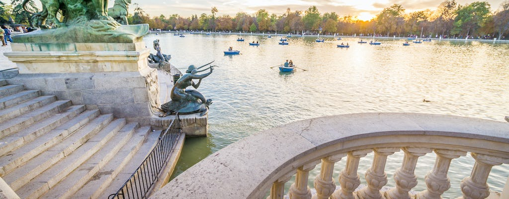 Retiro Park skip-the-line tickets and tour with an expert guide