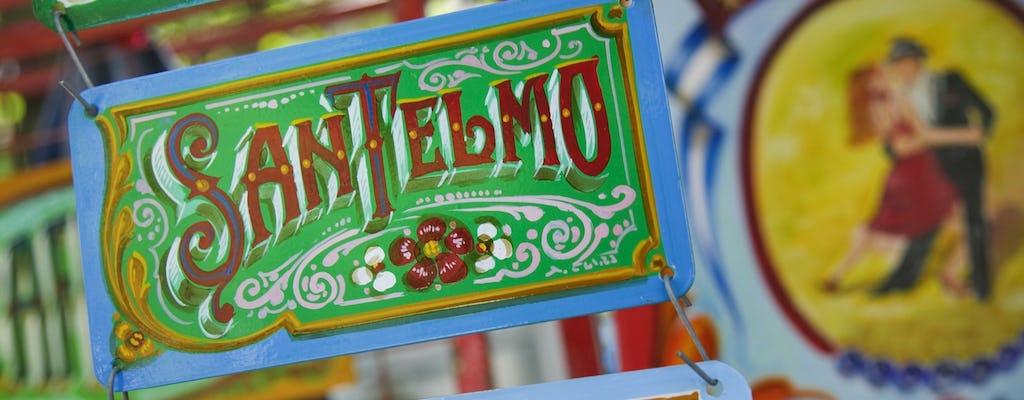 Visita de artesanos y fabricantes en San Telmo