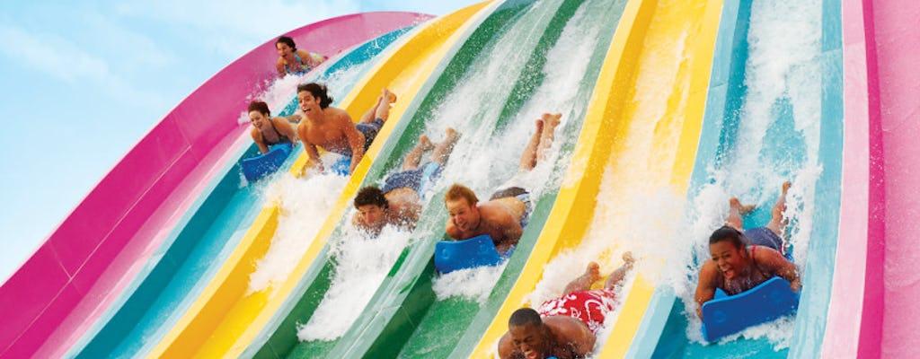 Billet pour SeaWorld® Orlando avec 3 parcs et option de restauration toute la journée