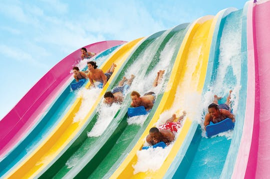 SeaWorld® Orlando 2-Park ticket with All Day Dining option