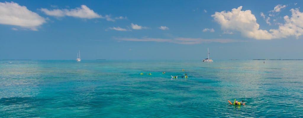 Key West middag rif snorkelen