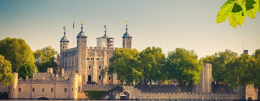 Londres en un día: Torre de Londres, Abadía de Westminster y Cambio de Guardia