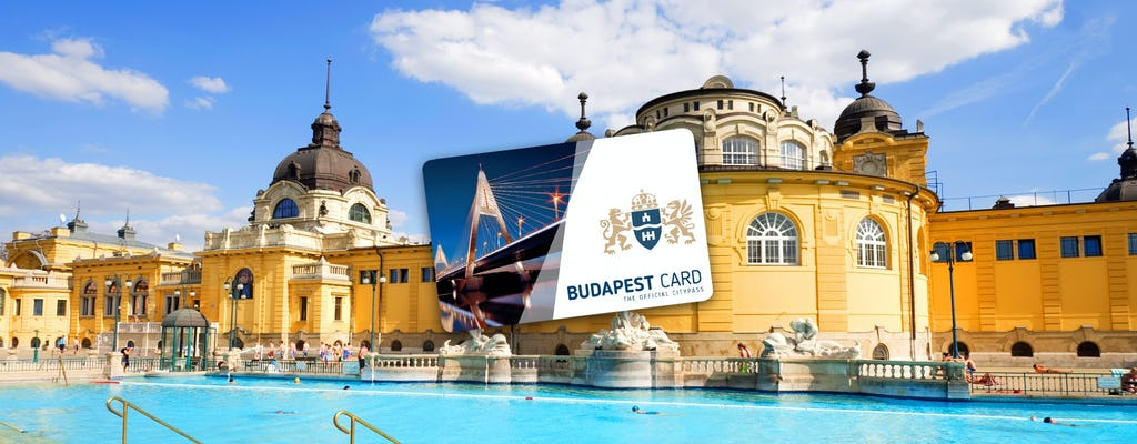 Budapest Card for free museums, tours and transportation