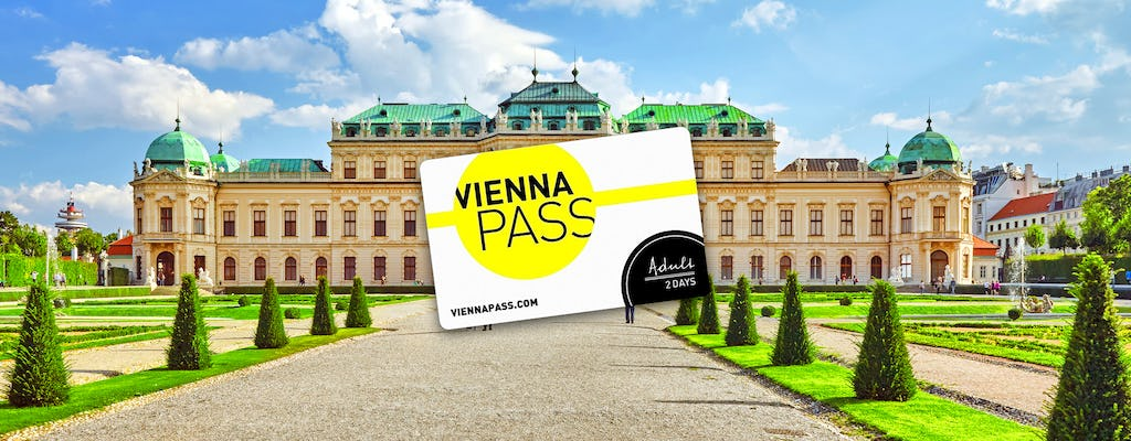 Vienna PASS for over 60 free attractions