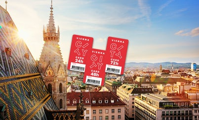 Ver la ciudad,Tickets, museos, atracciones,Pases de ciudad,Entradas a atracciones principales,Viena Pass
