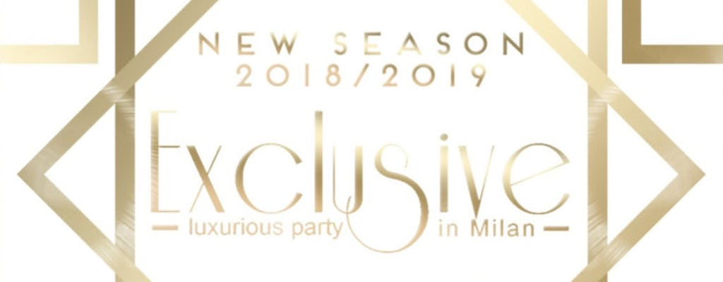 Exclusive Party - Saturday Night