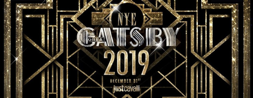 New Year's Eve 2019 - The Great Gatsby