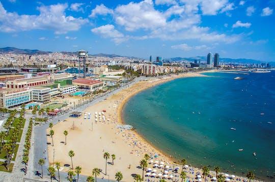 Recorrido combinado de GoCar Barcelona de un día