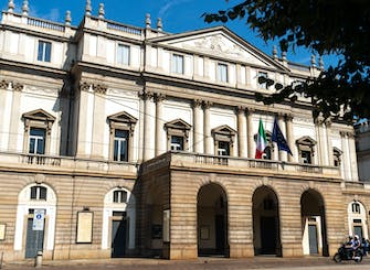 Tickets to the Museo Teatrale alla Scala