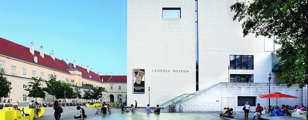 Leopold Museum Vienna entrance tickets