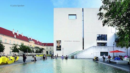 Билеты в Музей Леопольда в Вене