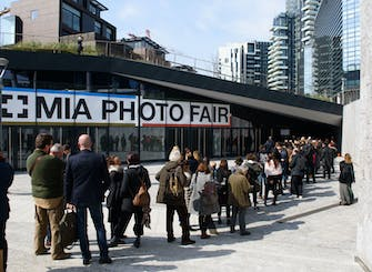 Tickets to MIA Photo Fair at The Mall Porta Nuova, March 22-25