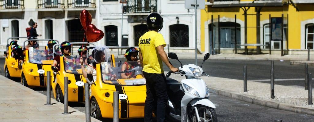 Tour GoCar de 1 hora en Lisboa