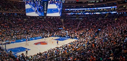 Tickets To New York Knicks At Madison Square Garden