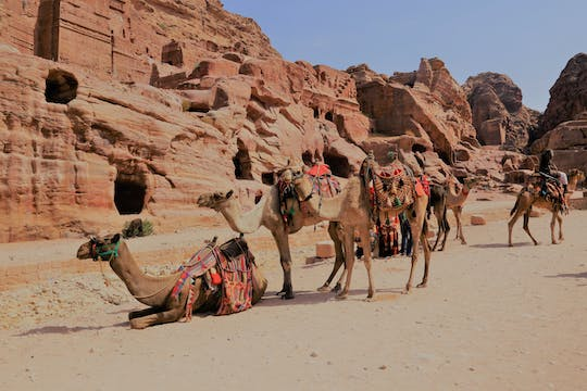 Petra 2-day guided tour from Jerusalem