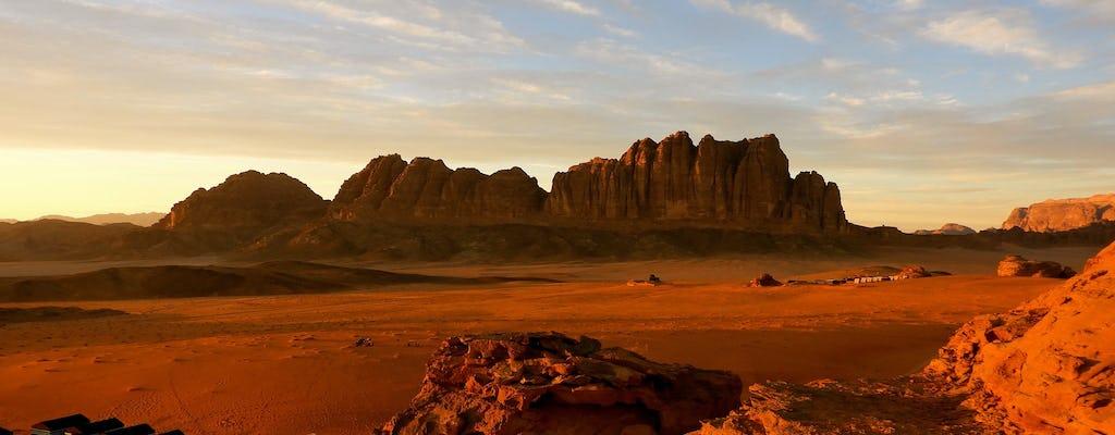 Petra & Wadi Rum tour de 3 dias saindo de Tel Aviv