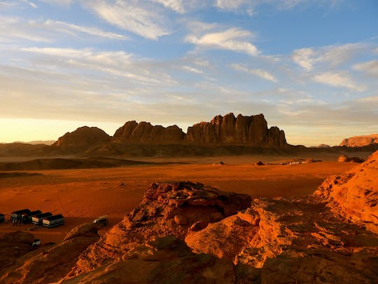 Petra & Wadi Rum 3-day tour from Tel Aviv