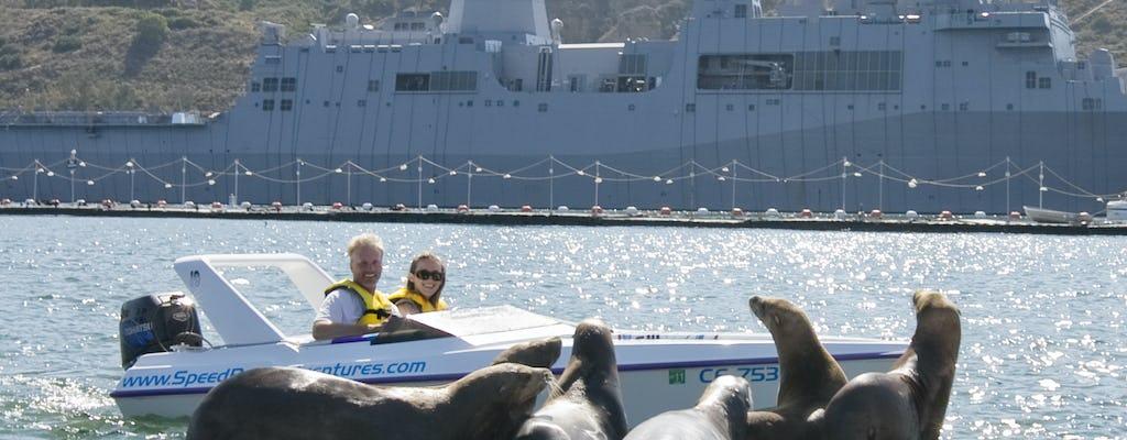 Wycieczka łodzią motorową w San Diego