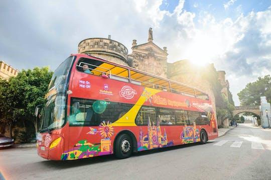 Tour de barco e hop-on hop-off de ônibus por Palma de Maiorca com opção de combinação