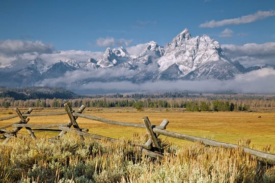 Full Day Grand Teton Private Tour