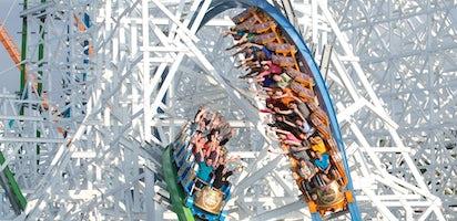 Six Flags Magic Mountain skip-the-line tickets
