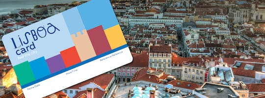 Lisboa Card for 24h, 48h or 72h
