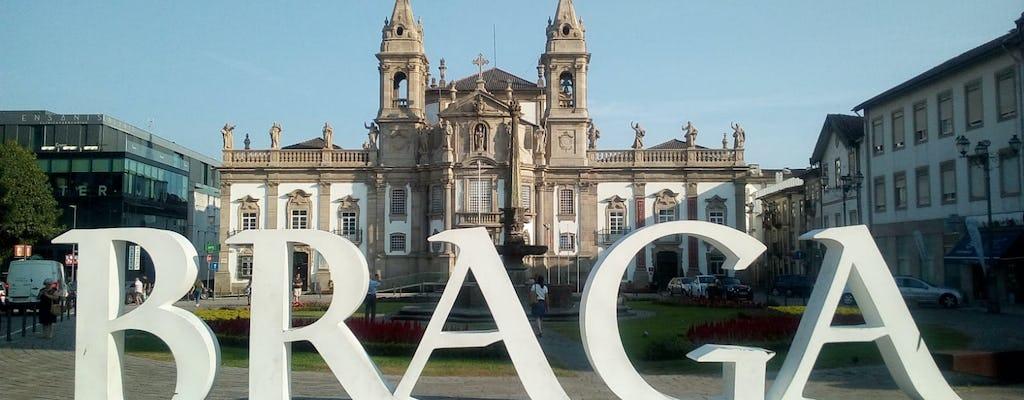 Braga et Guimarães visite privée de Porto