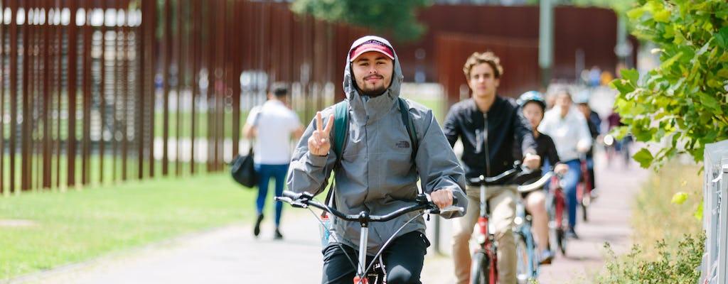 Passeio de bicicleta pelo Muro de Berlim e pela Guerra Fria