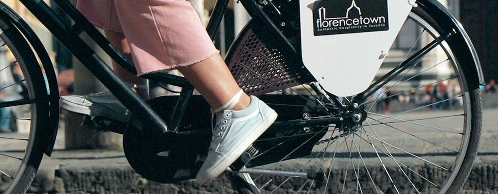 I Bike Florence: recorrido en bicicleta por la mañana, tarde o noche