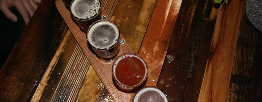 Craft beer tour of Melbourne