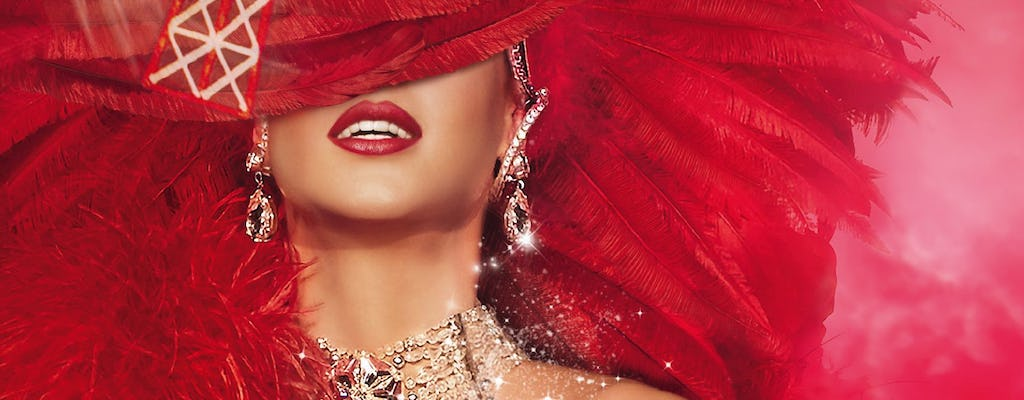 Tickets for the Moulin Rouge Show with pick-up  from your hotel