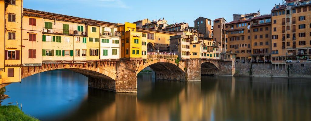 Tarde especial en los museos de Florencia con la Academia, los Uffizi y el Corredor Vasari