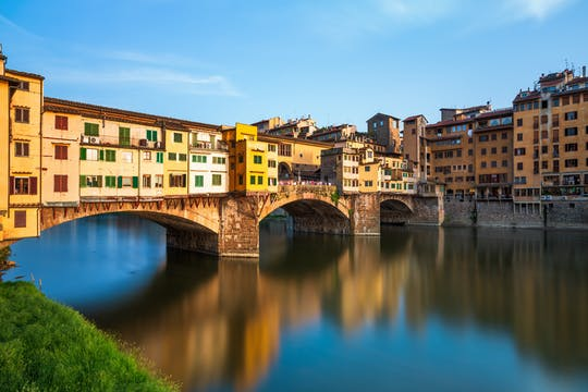 Музеи Флоренции особенным днем с Академии, галерея Уффици и Коридор Вазари