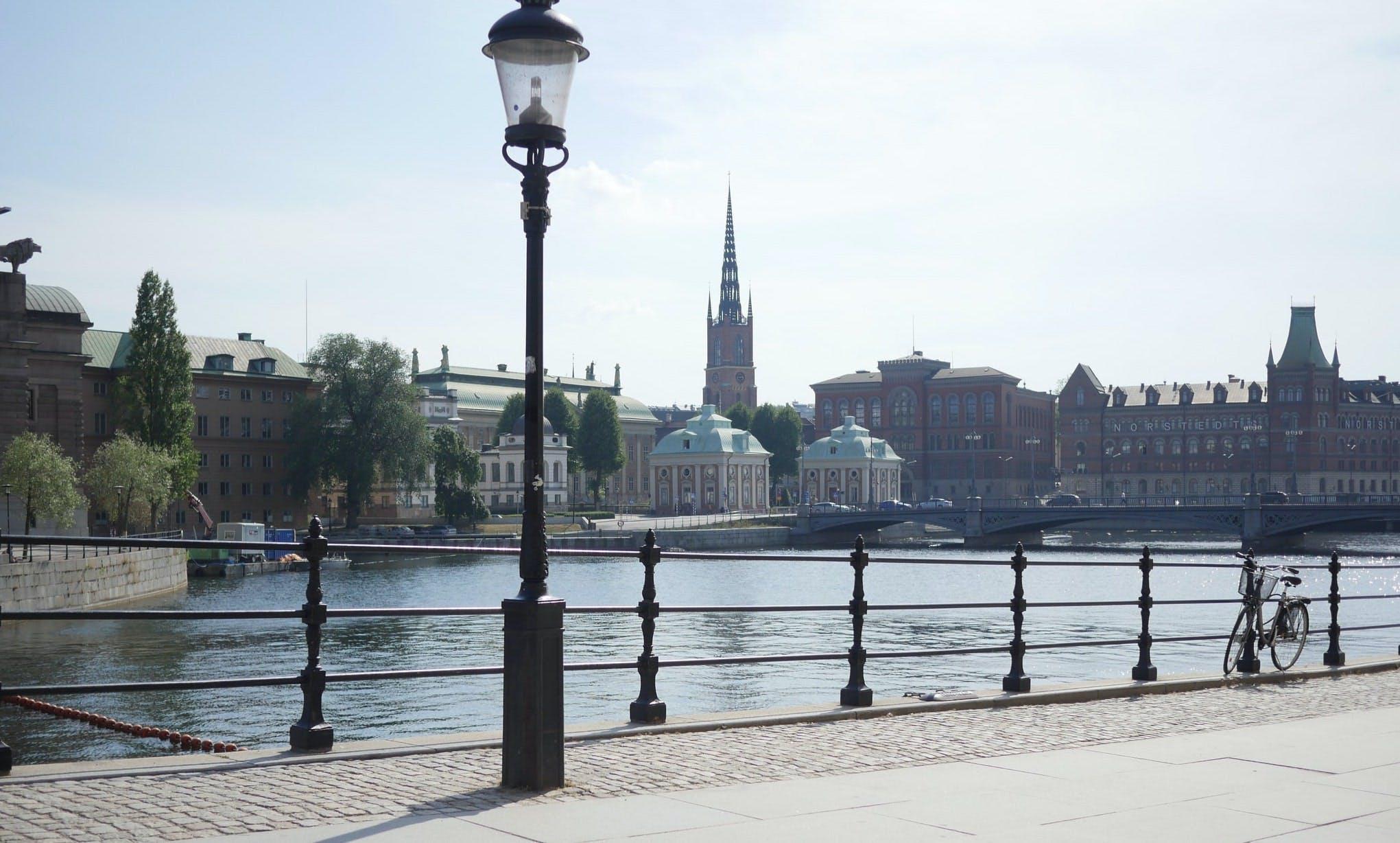 Ver la ciudad,Tours andando,Tour por Estocolmo,Tour a pie