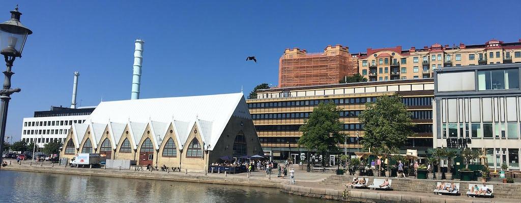 Tour a pie de grupos pequeños de Gotemburgo