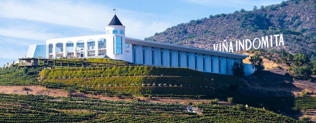 Винья-дель-Мар и Вальпараисо тур с дегустацией вина из Сантьяго