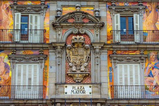 Madrid highlights with tickets and guided tour of the Prado Museum