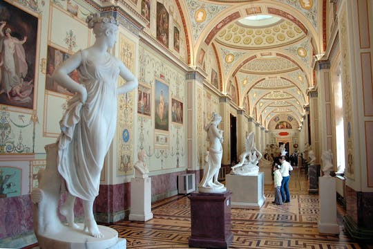 St. Petersburg 3-hour skip-the-line Hermitage Museum tour