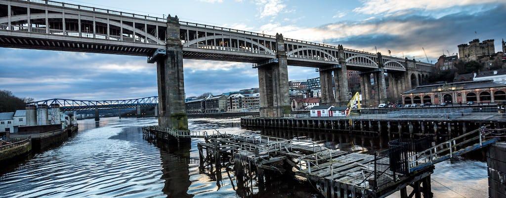 Newcastle's Quayside walking tour