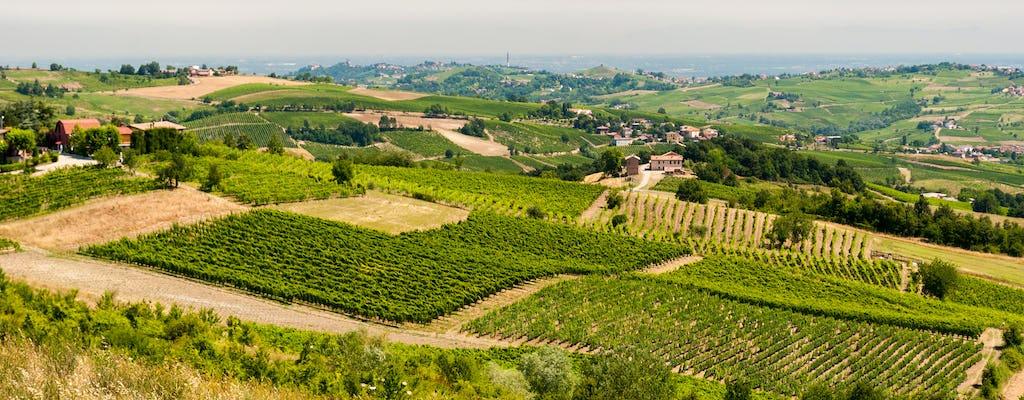 Tour de vino de medio día desde Milán